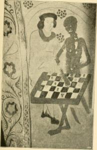 döden spelar schack
