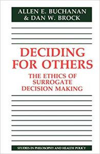 deciding for others